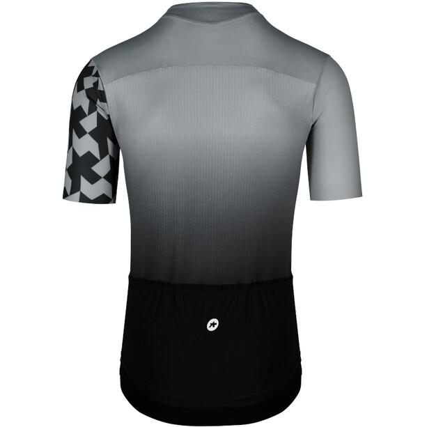 ASSOS Equipe RS Professional Edition Sommer Kurzarm Trikot Herren gerva grey