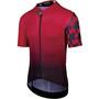 ASSOS Equipe RS Professional Edition Summer SS Jersey Men, rouge/noir