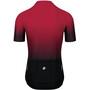 ASSOS Mille GT c2 Shifter Summer SS Jersey Men, rouge/noir