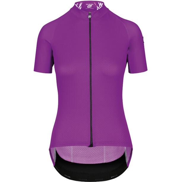ASSOS UMA GT c2 Summer SS Jersey Women, violet