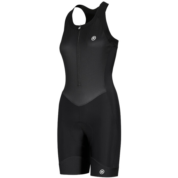 ASSOS UMA GT EVO Sommer NS Bodysuit Damen black series