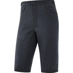 GORE WEAR Explr Shorts Men, noir noir