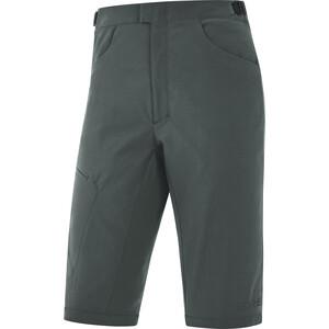 GORE WEAR Explr Shorts Men, gris gris