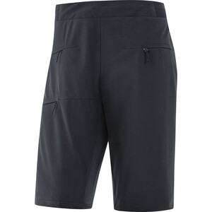 GORE WEAR Storm Shorts Damen black black