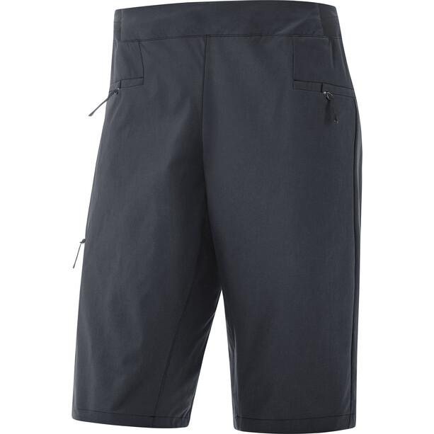 GORE WEAR Explr Shorts Damen schwarz
