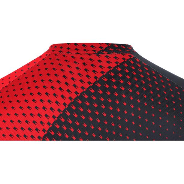 GORE WEAR Flash Trikot Herren black/red