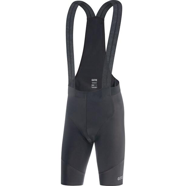 GORE WEAR Force+ Bib Shorts Men, noir
