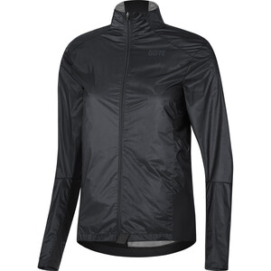 GORE WEAR Ambient Jacke Damen schwarz schwarz