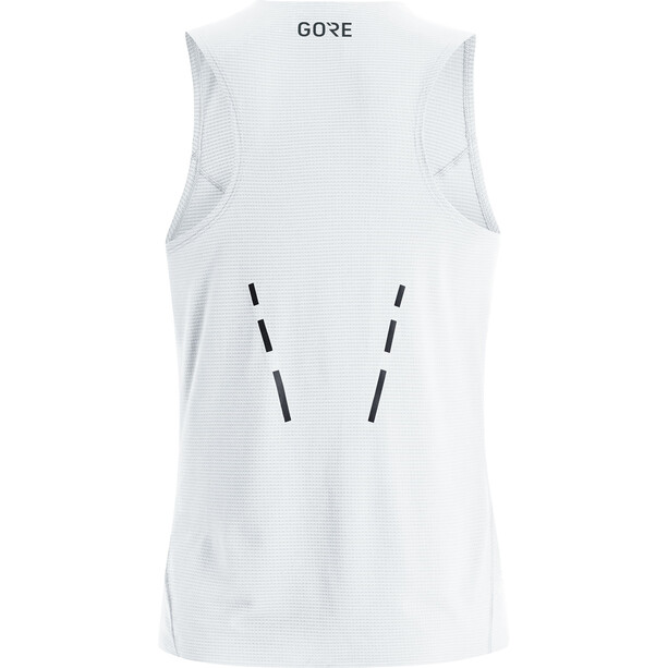 GORE WEAR Contest Singlet Herren white