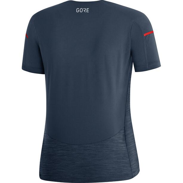 GORE WEAR Vivid Shirt Damen blau