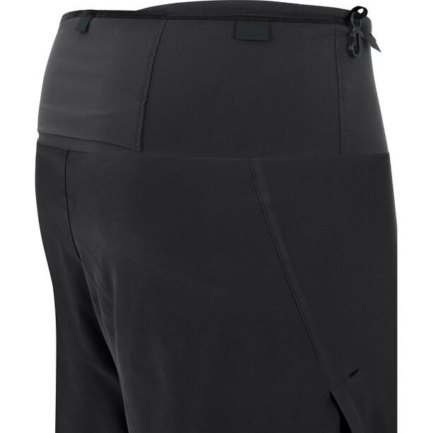 GORE WEAR Ultimate 2in1 Shorts Herren schwarz