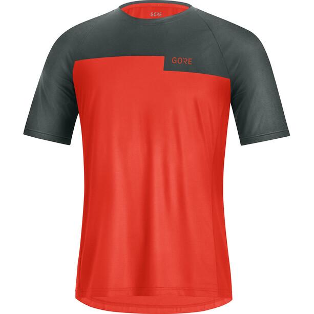 GORE WEAR Trail Shirt Men, rouge