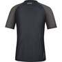 GORE WEAR Devotion Shirt Herren schwarz/grau