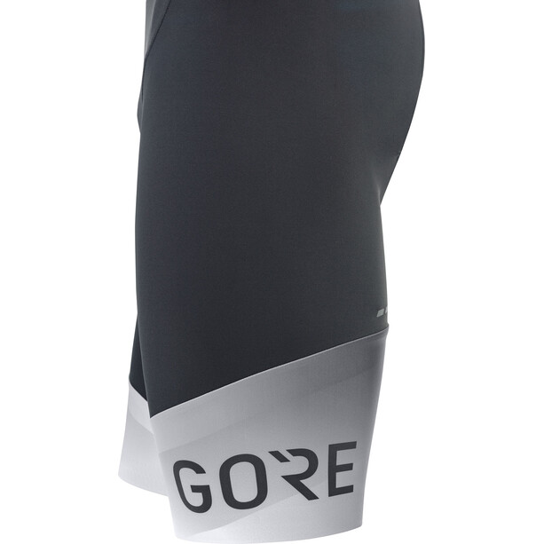 GORE WEAR Fade+ Bib Shorts Men vit/svart