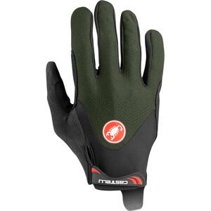 Castelli Arenberg Gel Langfinger Handschuhe grün grün