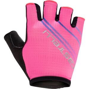 Castelli Dolcissima 2 Handskar Dam pink pink