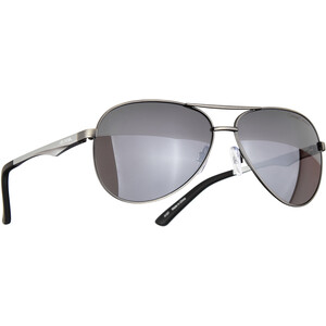 Alpina A 107 Brille silber silber