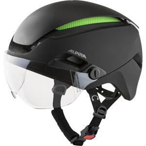 Alpina Altona M Helmet, noir noir