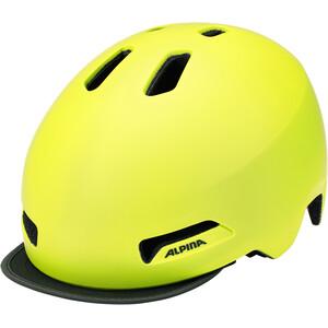 Alpina Brooklyn Helm gelb gelb