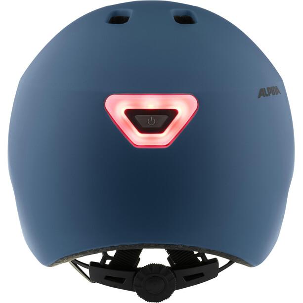 Alpina Brooklyn Helm blau