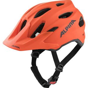Alpina Carapax Helm Jugend orange orange