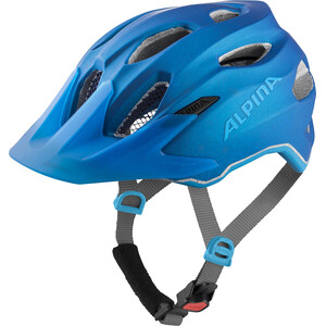 Alpina Carapax Flash Helm Jugend blau blau