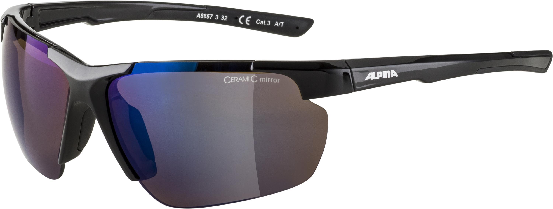ALPINA Lyron Fahrradbrille Lifestyle Sonnenbrille Outdoor Rad Brille A8630.X.