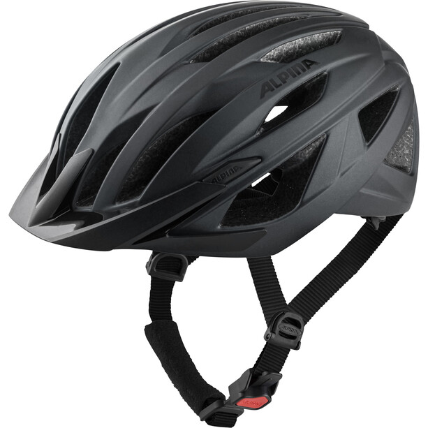 Alpina Delft MIPS Helm schwarz