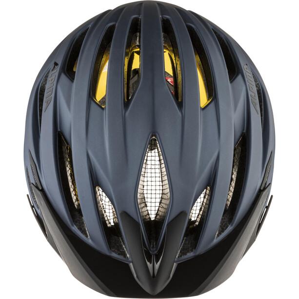 Alpina Delft MIPS Helm indigo matt