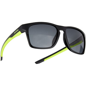 Alpina Flexxy Cool Kids I Glasses Kids, noir/jaune noir/jaune