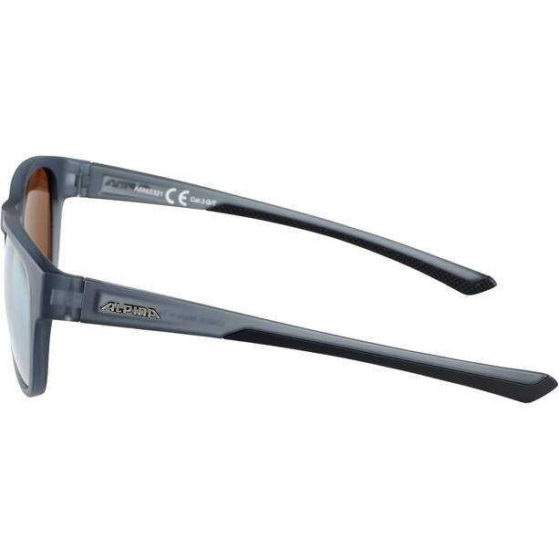 Alpina Lino II Brille schwarz