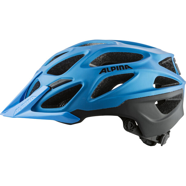Alpina Mythos 3.0 L.E. Casque, true blue matt