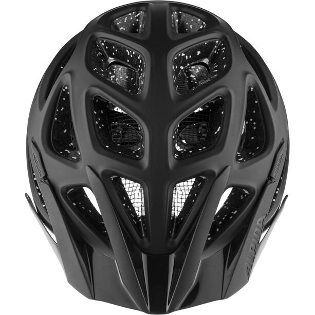 Alpina Mythos Tocsen Helm black matt