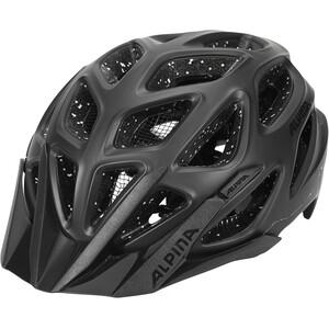 Alpina Mythos Tocsen Helm schwarz schwarz