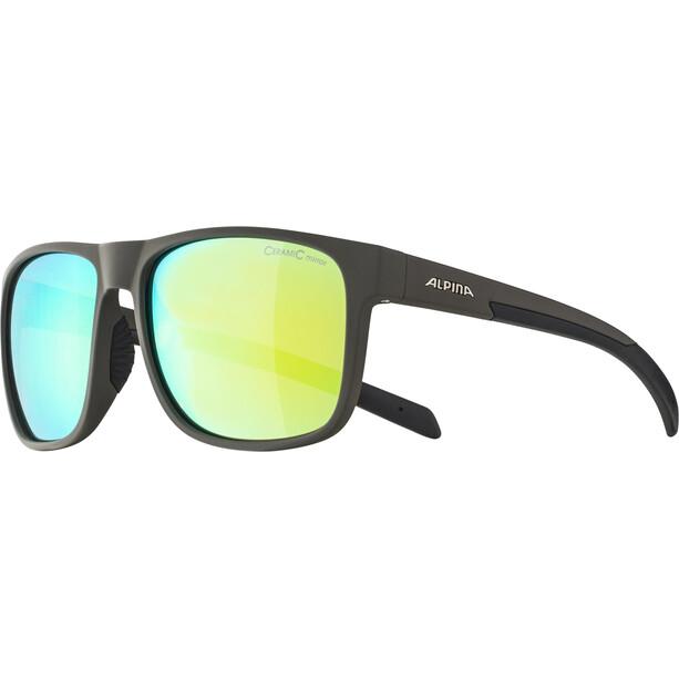 Alpina Nacan III Glasses, noir