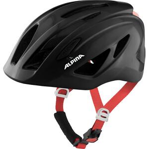 Alpina Pico Helm Kinder schwarz schwarz