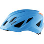Alpina Pico Flash Helmet Kids, neon blue gloss