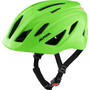 Alpina Pico Flash Helm Kinder neon green gloss