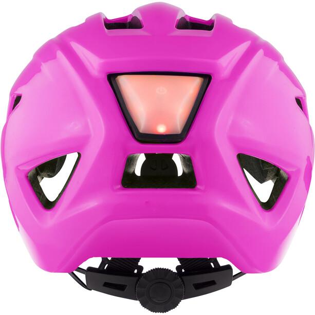 Alpina Pico Flash Helm Kinder pink gloss