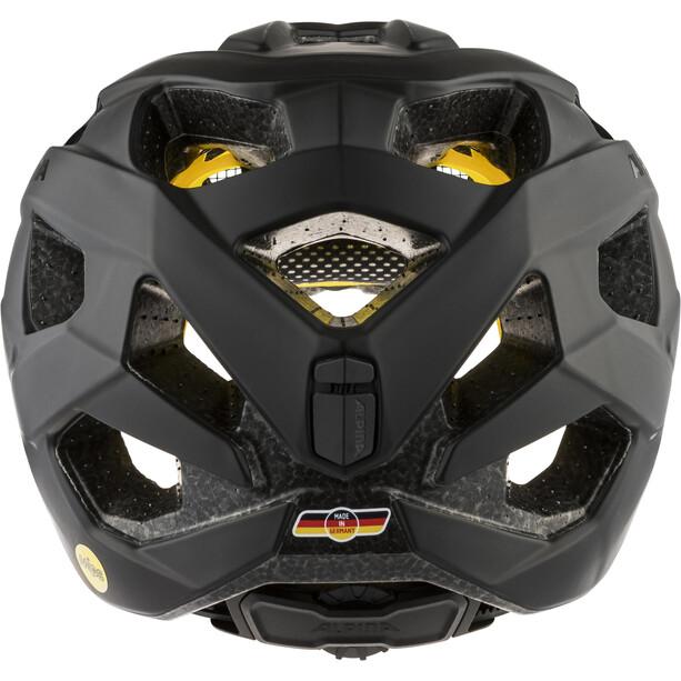Alpina Plose MIPS Helmet, noir