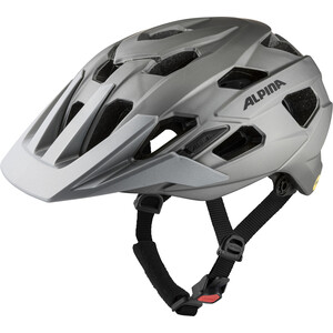 Alpina Plose MIPS Helm silber silber