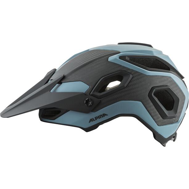 Alpina Rootage Helm dirt blue matt