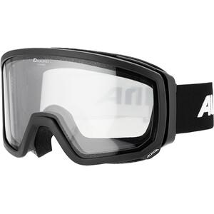 Alpina Scarabeo MTB Goggles, noir noir