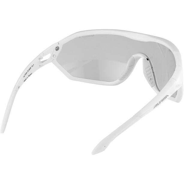 Alpina S-Way VL+ Brille weiß