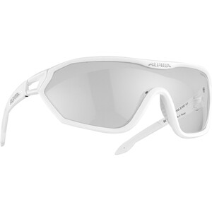 Alpina S-Way VL+ Briller Hvit Hvit
