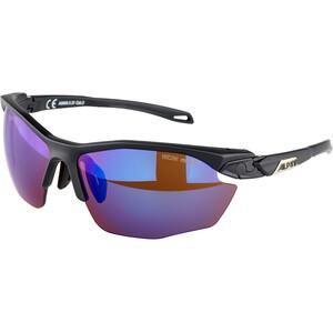 Alpina Twist Five HR HM+ Glasses, zwart zwart