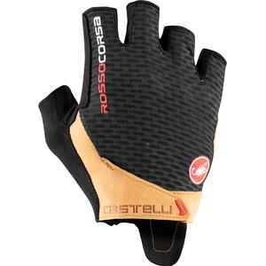 Castelli Rosso Corsa Pro V Gloves, noir noir