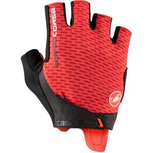 Castelli Rosso Corsa Pro V Handschuhe rot rot
