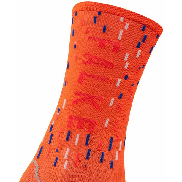Falke BC Impulse Socken Peloton orange ray
