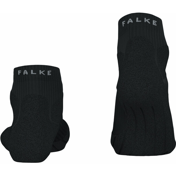 Falke RU Trail Running Socks Women svart